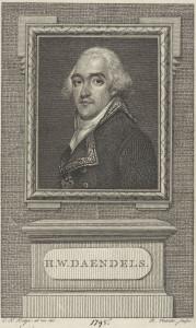 H.W. Daendels (1795)